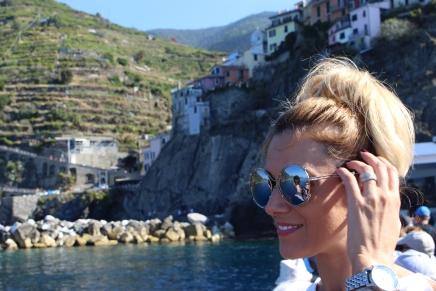 Excursie Italia Gabriela Simion Cinque Terre
