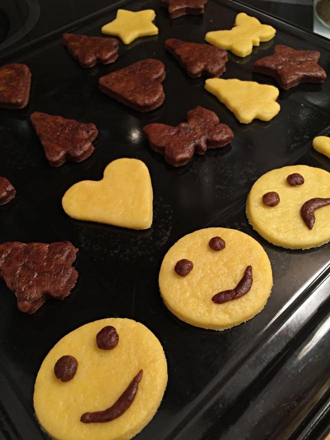 Reteta biscuiti cu unt Gabriela Simion Preparare