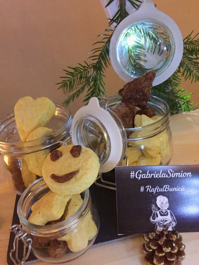 Incearca Reteta De Biscuiti Facuti in Casa Gabriela Simion