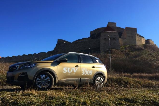 Poze Gabriela Simion Peugeot 3008 2016