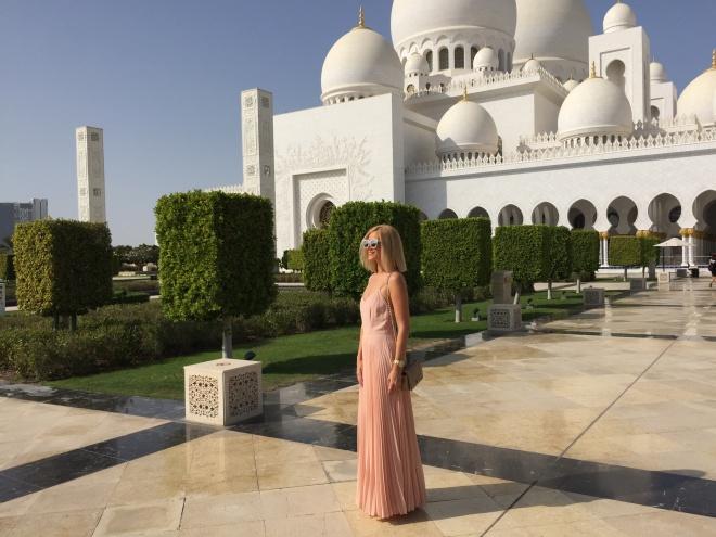 Imagini Fotografii Gabriela Simion Moscheea Șeicului Zayed