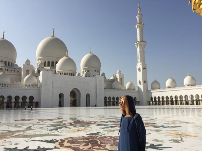 Fotografii de Vacanta Zayed bin Sultan Al Nahyan Gabriela Simion