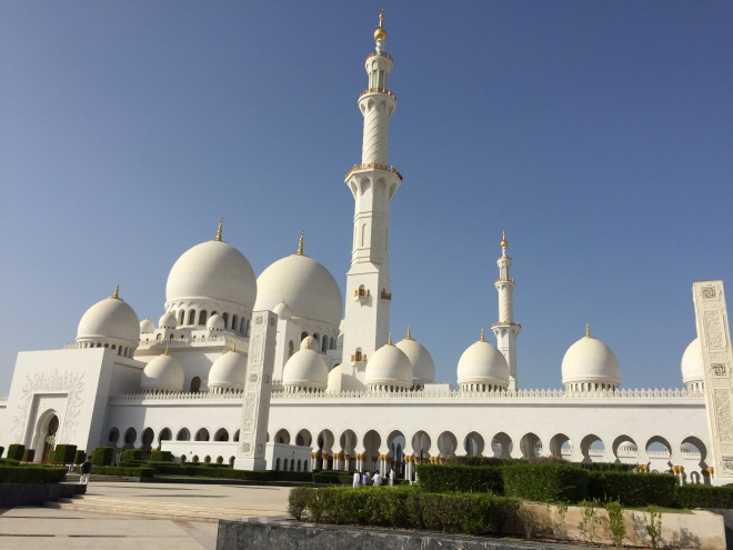 Fotografii Gabriela Simion Moscheea Șeicului Zayed