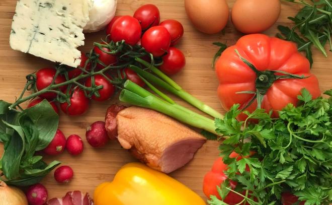 Gabriela Simion Mega Image #Foodsie 2017