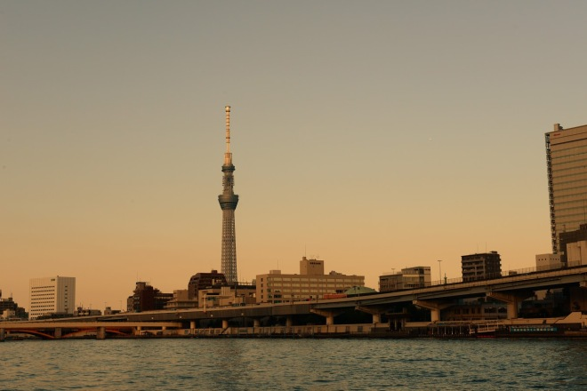 Poze Tokyo Skytree Excursie in Japonia Gabriela Simion