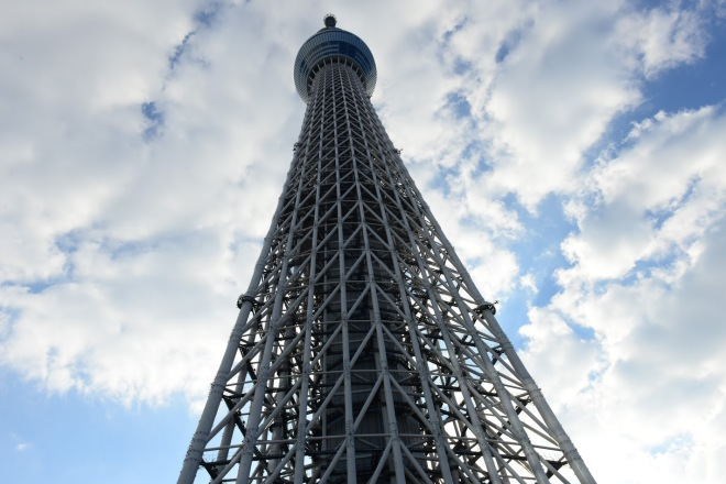 Poze Tokyo Skytree Vacanta in Japonia Gabriela Simion
