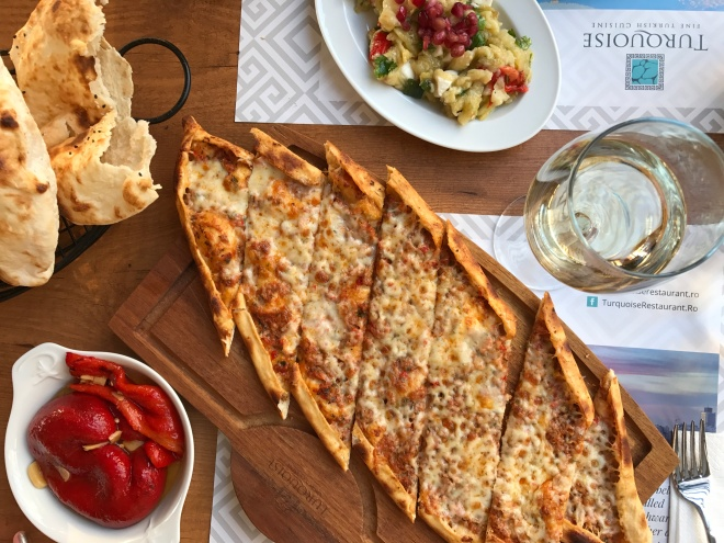 Meniu Gustos Turquoise Restaurant Gabriela Simion