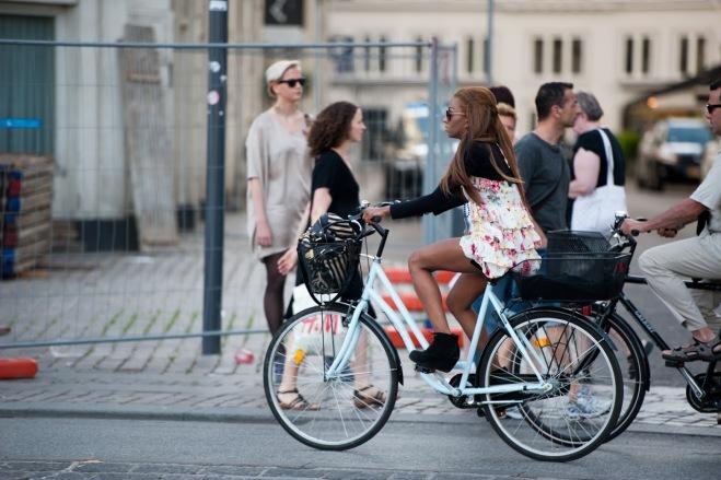 Danezele Pe Bicicleta, Vacanta Copenhaga, Gabriela Simion