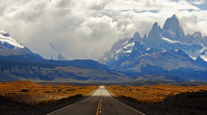 Gabriela Simion Vacanta Road Trip Ruta Nacional 23 (Argentina)