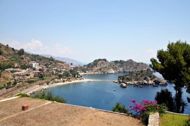 Excursie Issola Bella Taormina, Vacanta Sicilia, Gabriela Simion