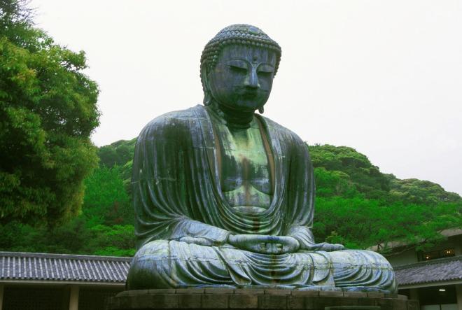 Marele Buddha de la Kamakurab Gabriela Simion
