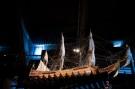 Nava s-a construit din ordinul lui Gustav II Adolf, regele Suediei, Stockholm Suedia, Gabriela Simion