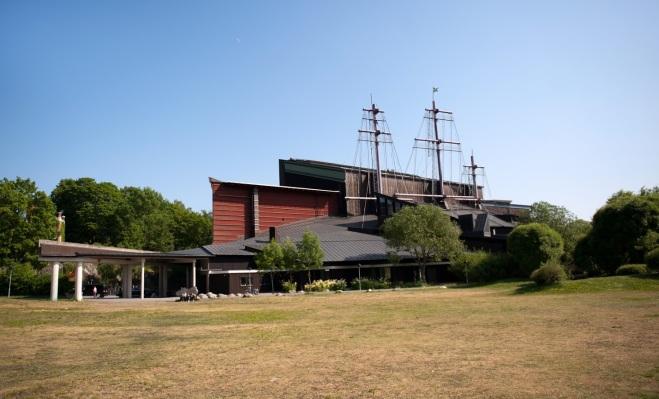 Muzeul Vasa Galarvarvsvagen 14, Stockholm, Stockholm Suedia, Gabriela Simion