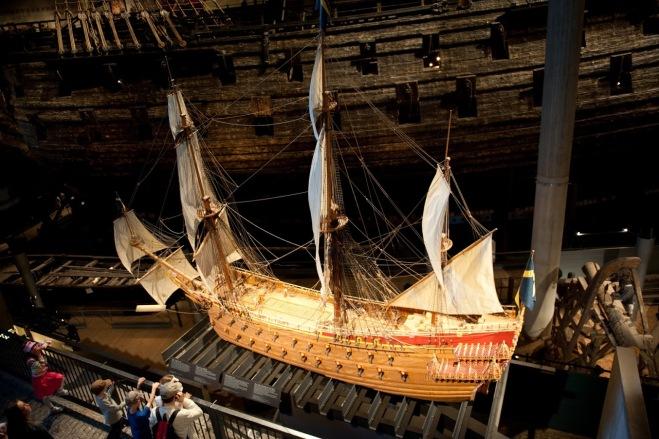 Muzeul Navei Vasa, Vacanta Stockholm, Gabriela Simion