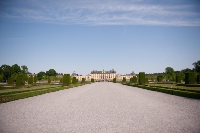 Picnic la Palatul Drottningholm Suedia Gabriela Simion