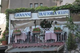 Restaurant Taormina, Vacanta Sicilia, Gabriela Simion