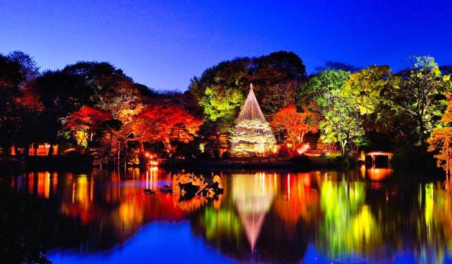Rikugien Tokyo Vacanta Japonia Gabriela Simion