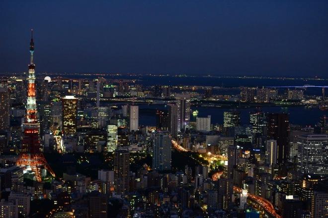 Tokyo Tower Vacanta Japonia Gabriela Simion