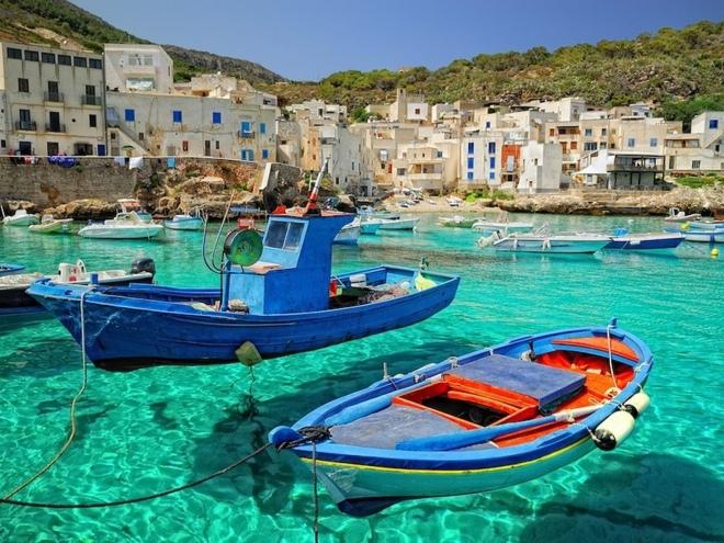 Vacanta Cala Dogana Sicilia