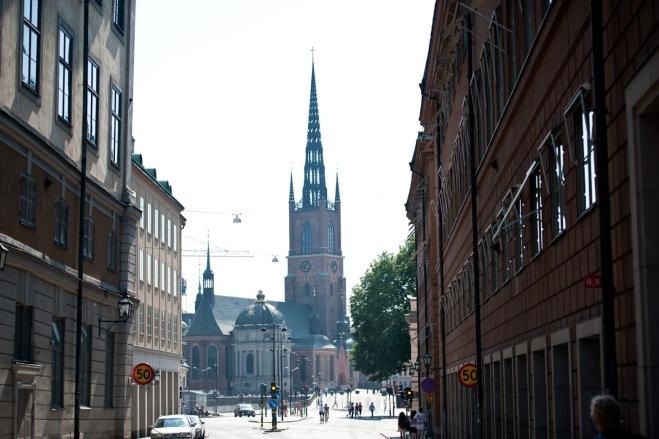 Atractii Gamla Stan, Vacanta in Stockholm, Gabriela Simion