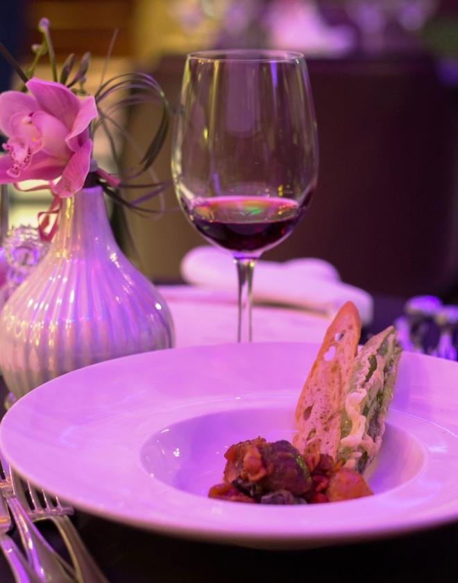 Escargots a la Bordelaise Sommelier Dinner la Café Athenée, Gabriela Simion