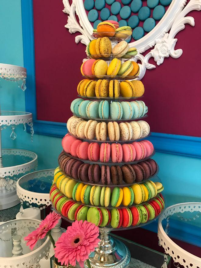 Evenimente Macarons, Gabriela Simion