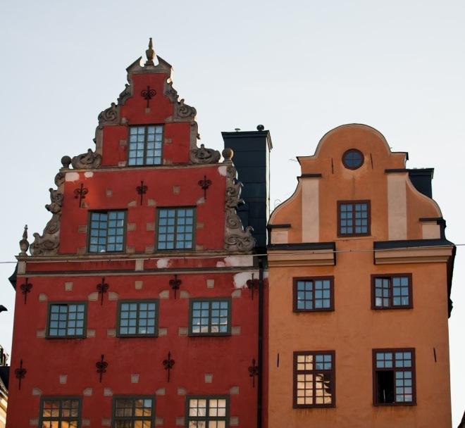 Excursii Gamla Stan, Vacanta in Stockholm, Gabriela Simion
