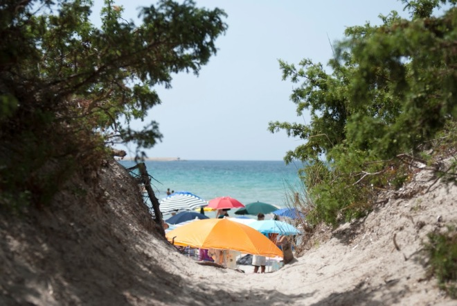 Fotografii Spiaggia delle Bombarde, Alghero, Sardinia, Gabriela Simion