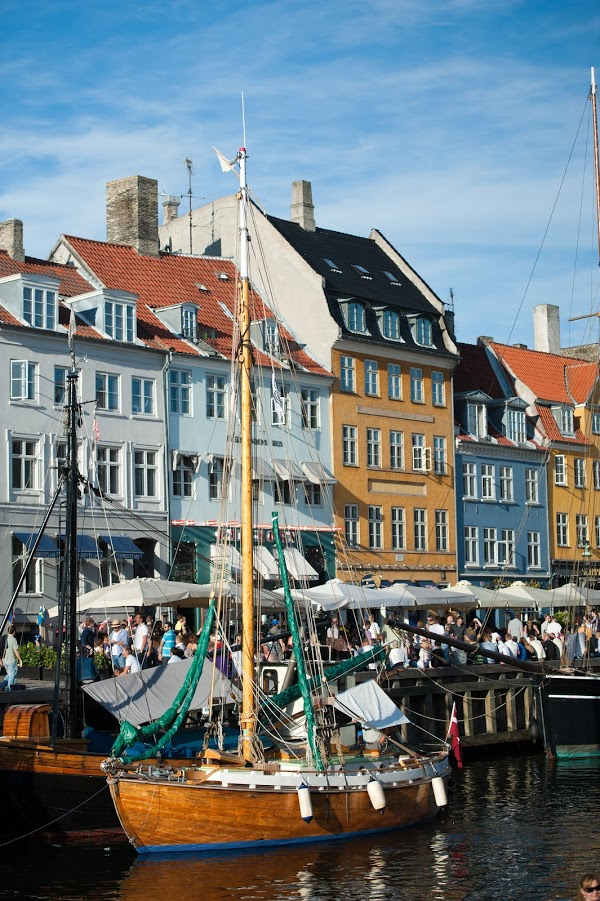 Imagini Nyhavn, Vacanta in Copenhaga, Gabriela Simion