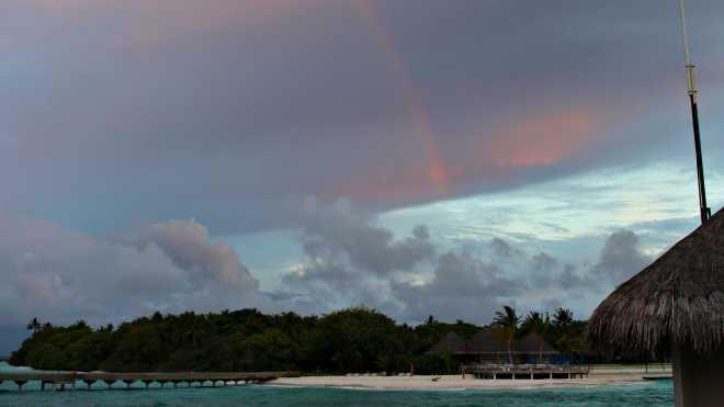 Vizita in Maldive, Oceanul Indian, Gabriela Simion