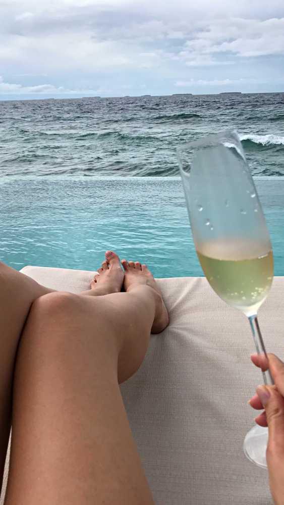 Vacanta in Oceanul Indian, Maldive, Gabriela Simion