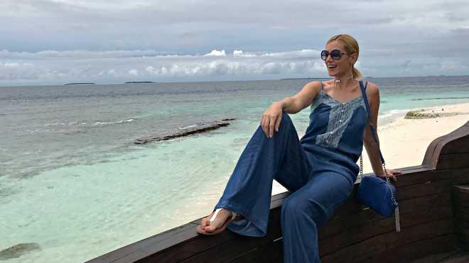 Oceanul Indian, Maldive, Gabriela Simion