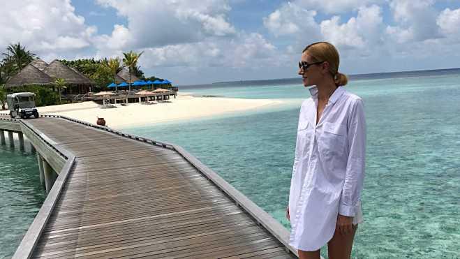 Vacanta Mea in Maldive, Gabriela Simion
