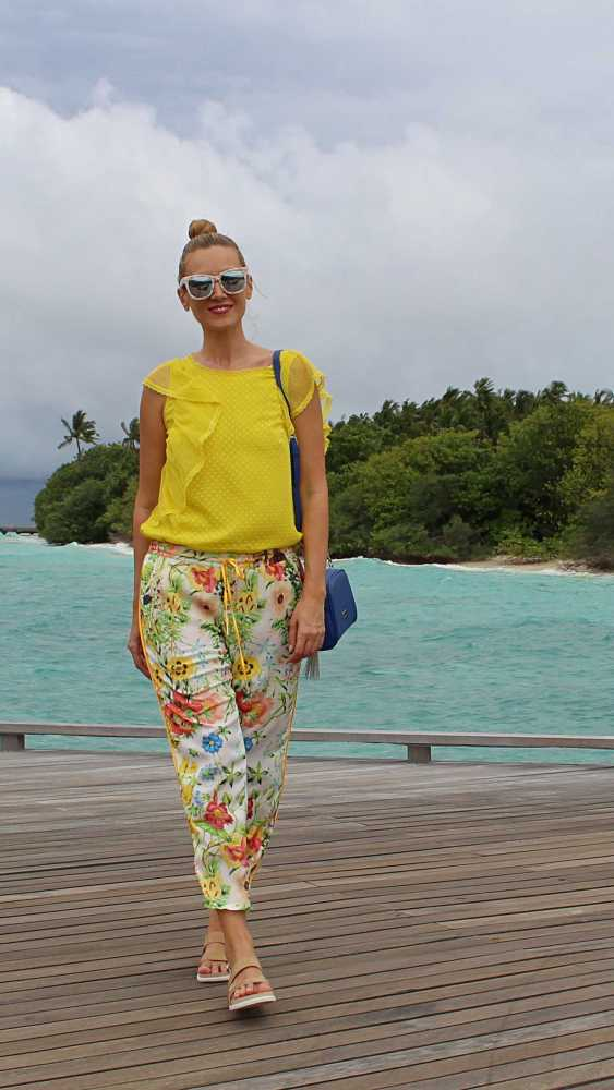 Excursie in Galben, Vacanta Maldive, Gabriela Simion
