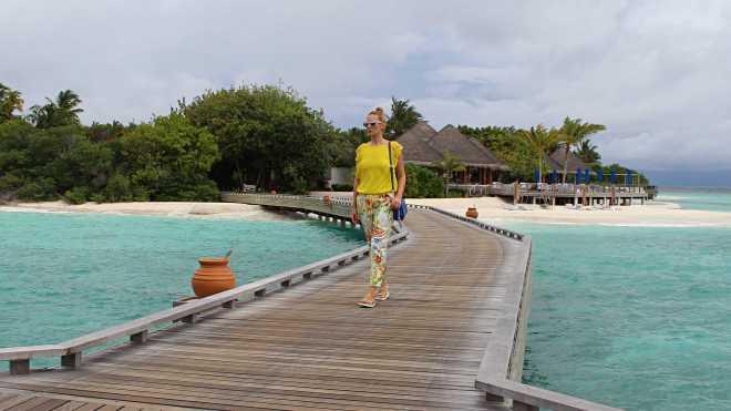 Fashion, Vacanta Maldive, Gabriela Simion