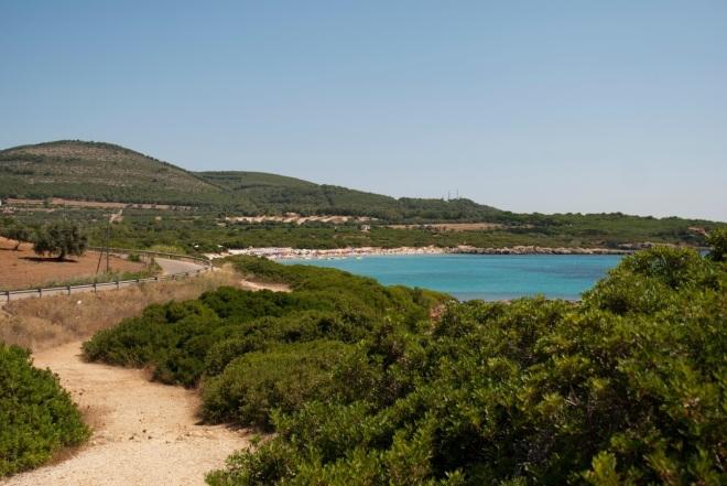 Italia Spiaggia delle Bombarde, Alghero, Sardinia, Gabriela Simion