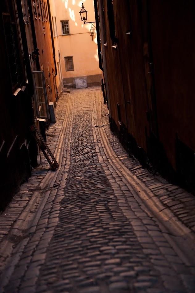 Locuri Gamla Stan, Vacanta in Stockholm, Gabriela Simion