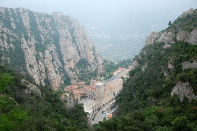 Manastirea Montserrat, Vacanta in Barcelona, Gabriela Simion