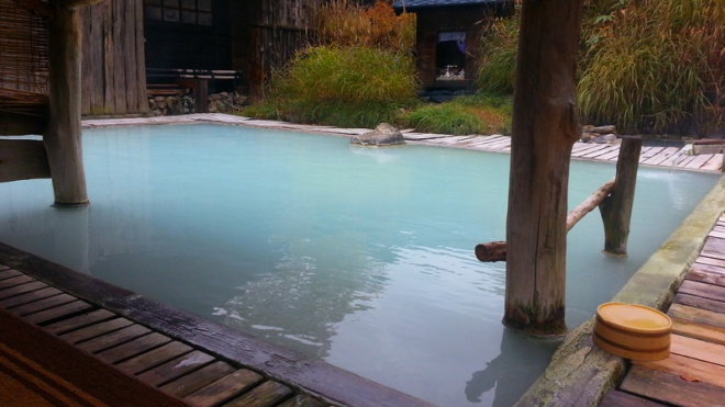Onsen, Vacanta in Japonia, Gabriela Simion