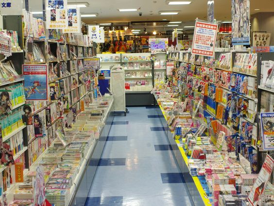 otaku japonia, vacanta in tokyo