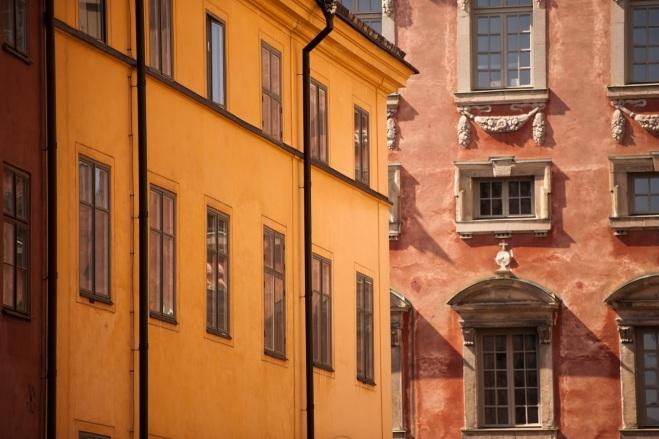 Poze din Suedia Gamla Stan, Vacanta in Stockholm, Gabriela Simion