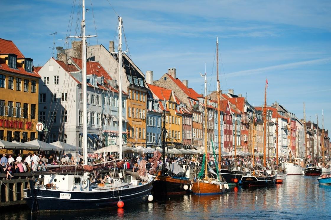 Poze Nyhavn, Vacanta in Copenhaga, Gabriela Simion