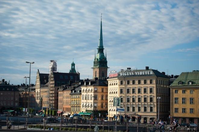 Suedia Gamla Stan, Vacanta in Stockholm, Gabriela Simion