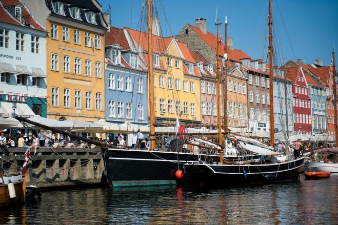Turism Nyhavn, Vacanta in Copenhaga, Gabriela Simion