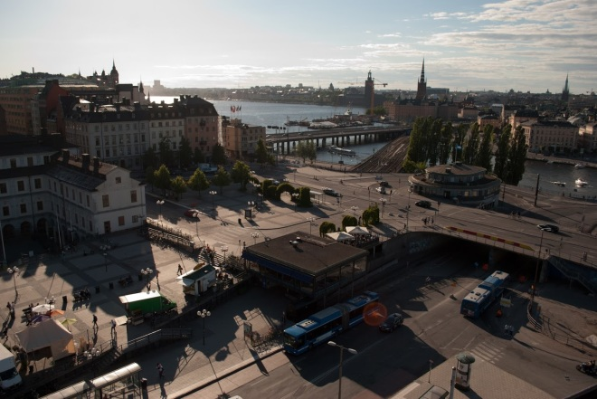 Wide Gamla Stan, Vacanta in Stockholm, Gabriela Simion