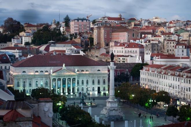 Atractii Lisabona, Portugalia, Gabriela Simion
