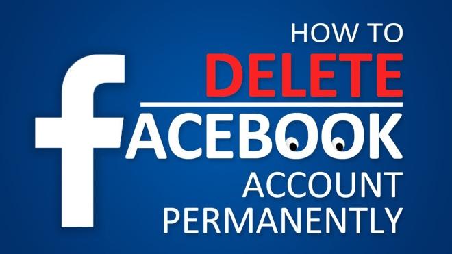 Cum iti stergi definitiv contul de Facebook, Pas Cu Pas
