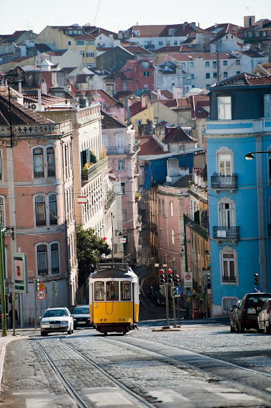 Excursie in Lisabona, Portugalia, Gabriela Simion