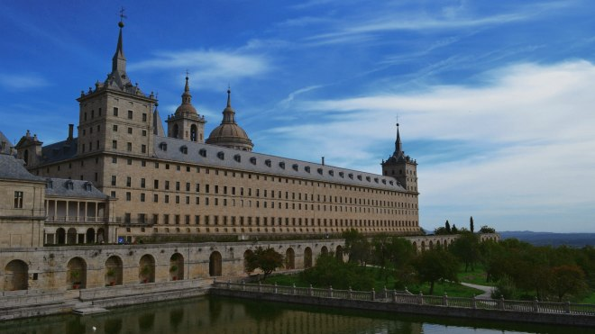 Excursie Madrid, El Escorial, Gabriela Simion