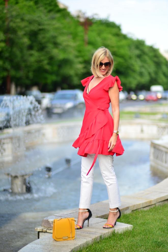 Gabriela SImion, Fashion, o atitudine pozitiva.